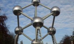 Visit Atomium Brussels and General Assembly SFPE Benelux