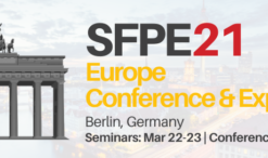 4th SFPE Europe Conference & Expo | Berlin 24 +25 March 2021